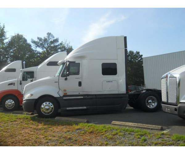 2012 International Prostar sleeper 6x2 tag axle in North Carolina, ncl truck sales