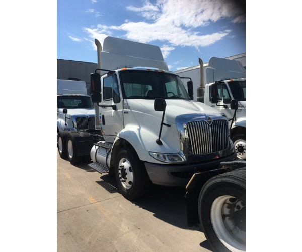 2012 International 8600 Day Cab in CO