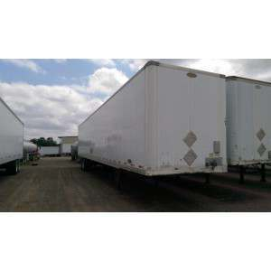 2006 Strick Dry Van Trailer
