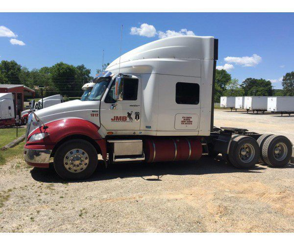 2013 International Prostar with Maxxforce 13, APU, 10 speed manual in Arkansas, wholesale, ncl truck sales