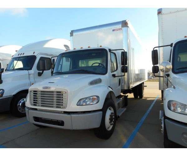 2013 Freightliner M2 Box Truck 4