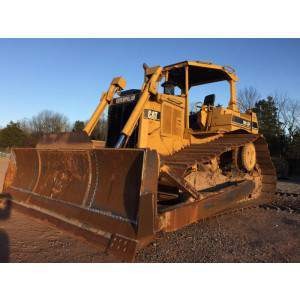 1994 CAT D6H LGP Dozer in PA