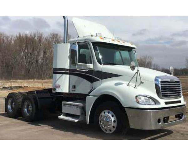 2012 Freightliner Columbia Glider, Detroit 12,7 @ 470 HP, NCL Truck Sales, buy used truck in Michigan