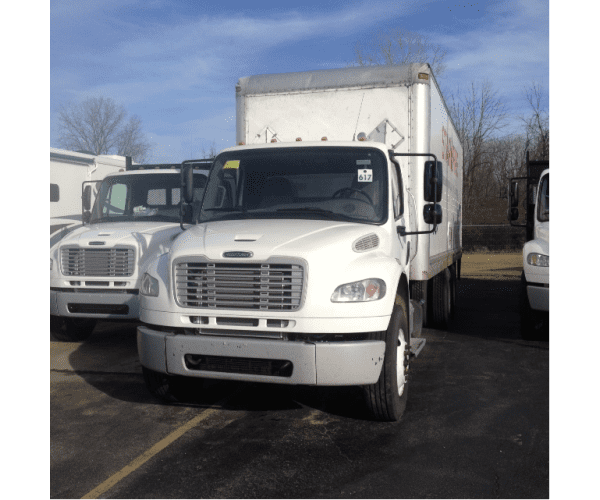 2013 Freightliner M2 Box Truck in IN
