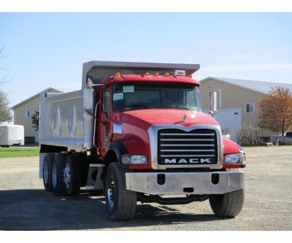 2007 Mack CTP713 Dump Truck in MN