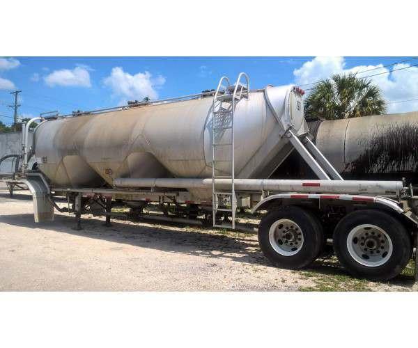 2001 Heil Tanker Trailer in Florida, wholesale, NCL Truck Sales Inc