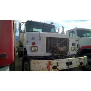 1996 Volvo ACL64 Mixer Truck in NM