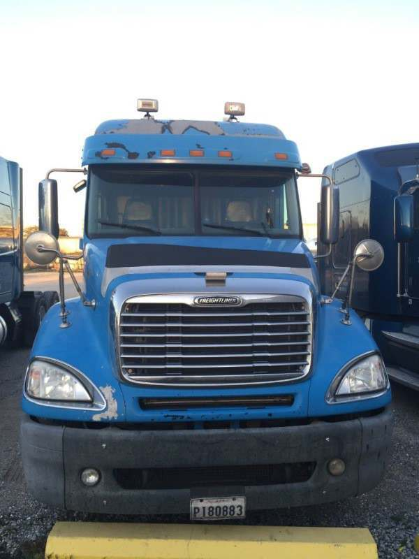 2007 Freightliner Columbia 120, Detroit 14L @ 490 HP, NCL Truck Sales