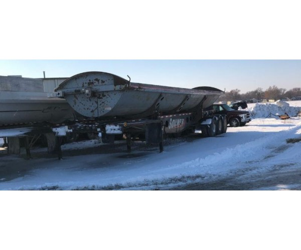 2007 Sidump'r Side Dump Trailer in NE