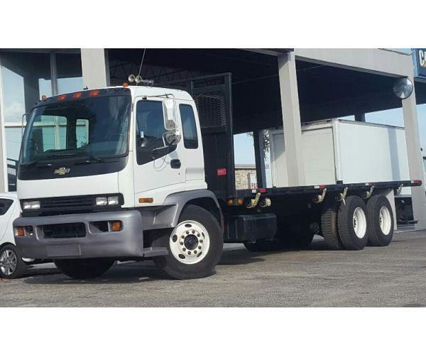 2006 Chevrolet T8500 Flatbed Truck2