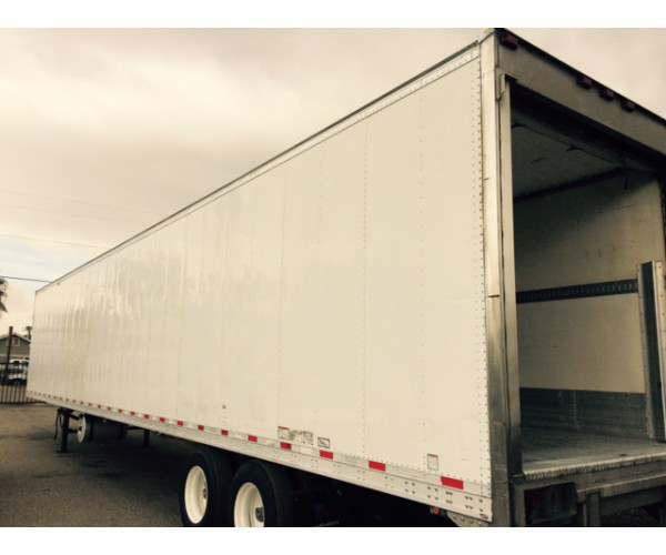 2009 Great Dane Reefer Trailer 4