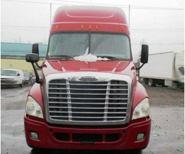 2009 Freightliner Cascadia7