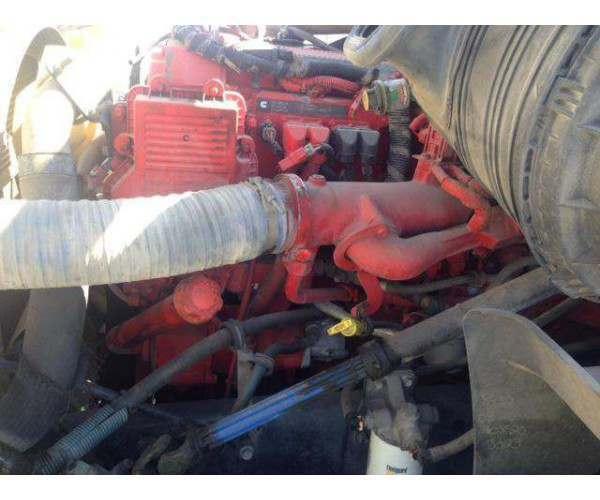 2010 International 8600 Dump Truck 1