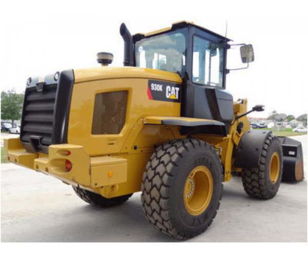 2013 Caterpillar 930K Wheel Loader 3