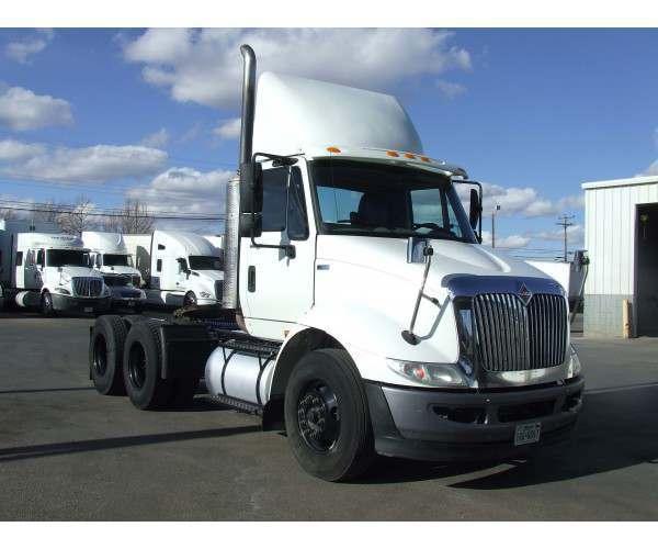 2012 International 8600 Transtar Day Cab