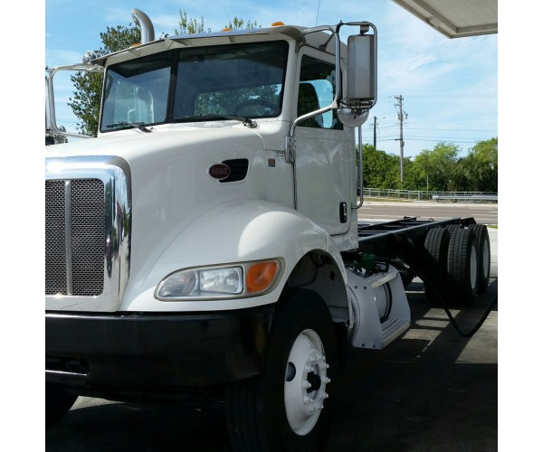 2012 Peterbilt 348 Cab&Chassis in FL