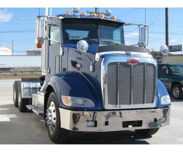 2009 Peterbilt 384 Day Cab with C13 engine in North Dakota, wholesale, NCL Truck