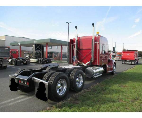 2012 Kenworth T660 13