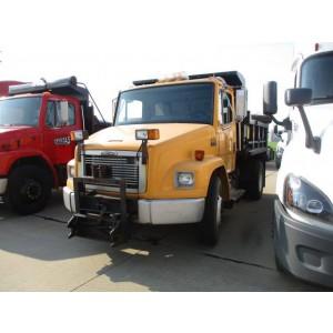 2000 Freightliner FL70 Dump Truck in IL