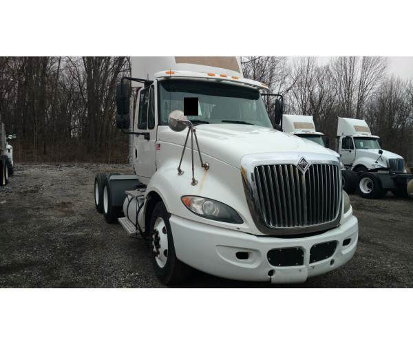 2009 International Prostar Day Cab 4