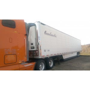 2009 Great Dane Reefer Trailer in OR