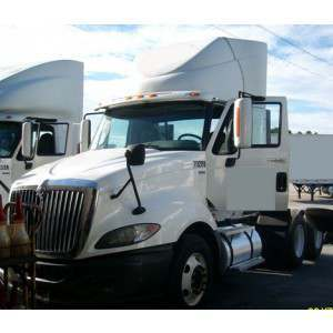 2011 International Prostar Day Cab
