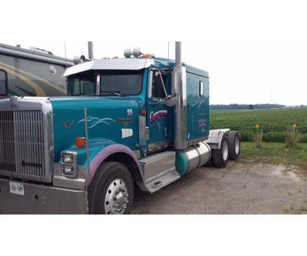 Volvo Trucks Canada >> 1997 International 9300 Sleepers SKU AG166