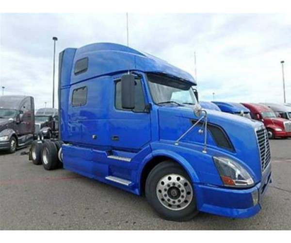 2012 Volvo VNL 780 with Cummins ISX in Phoenix, AZ, wholesale, NCL Truck Sales