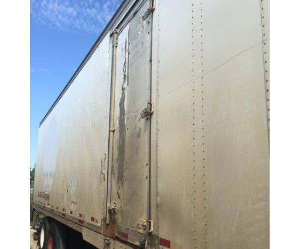 2003 Strick Dry Van Trailer 5