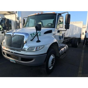 2015 International 4300 Cab&Chassis in CT