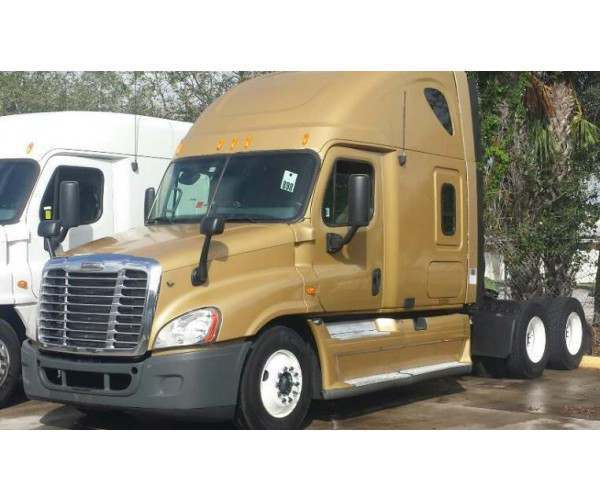 2009 Freightliner Cascadia with 14L Detroit and overhaul, 10 spd, NCL Truck Sales