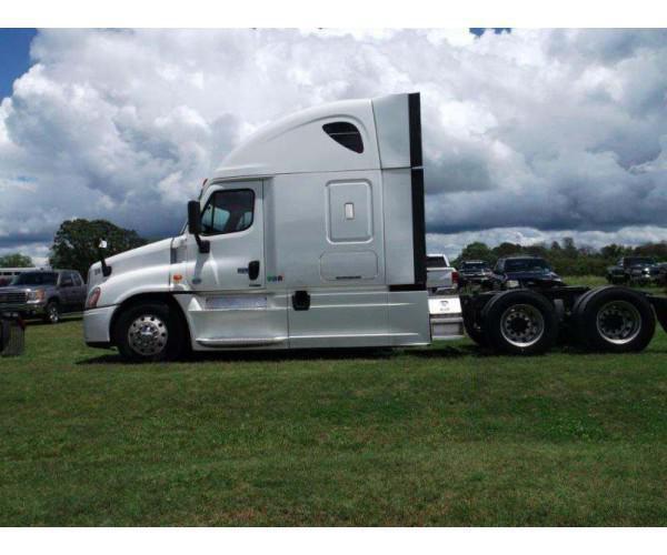2014 Freightliner Cascadia Evolution2