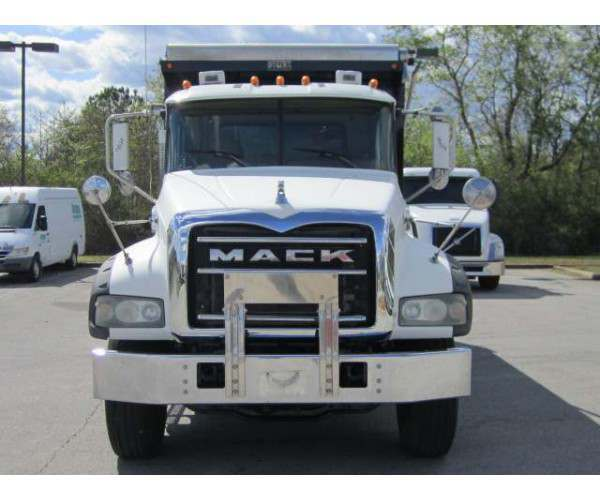 2007 Mack CTP713 Dump Truck 2