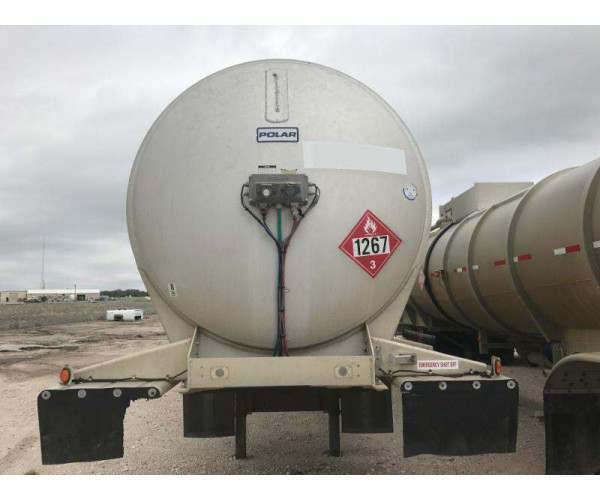 2002 Polar Crude Oil Tank Trailer