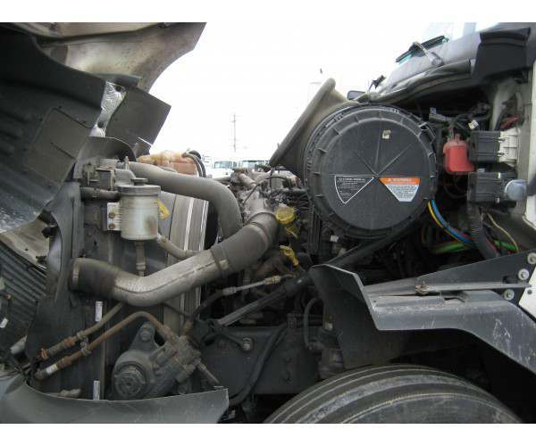 2012 International Prostar engine
