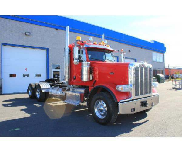 2014 Peterbilt 388 Day Cab 8