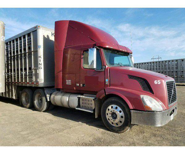 2012 Volvo VNL 430, Volvo D13 @ 500 HP, www.ncltrucks.com, buy used Volvo low prices