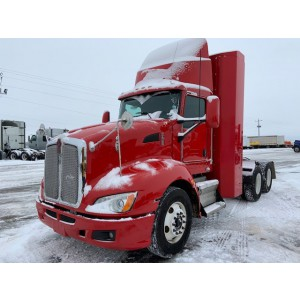 2014 Kenworth T660 CNG Day Cab in WI