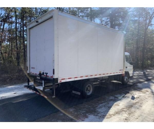2020 Mitsubishi FE160 Box Truck