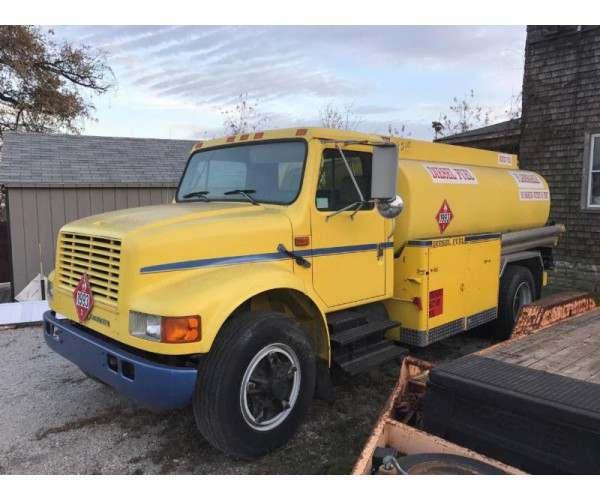 1993 International Fuel Tank Truck in MD