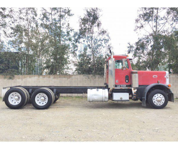 1989 Peterbilt 379 Day Cab 3
