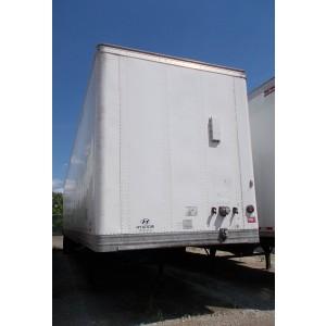 2014 Hyundai Dry Van Trailer in IL