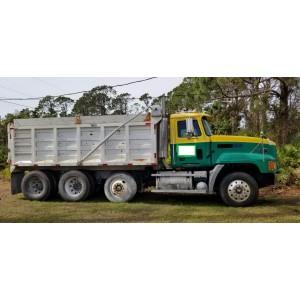 2003 Mack CHU Dump Truck in FL