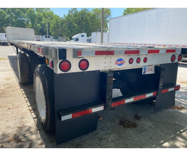2015 Utility Flatbed Trailer