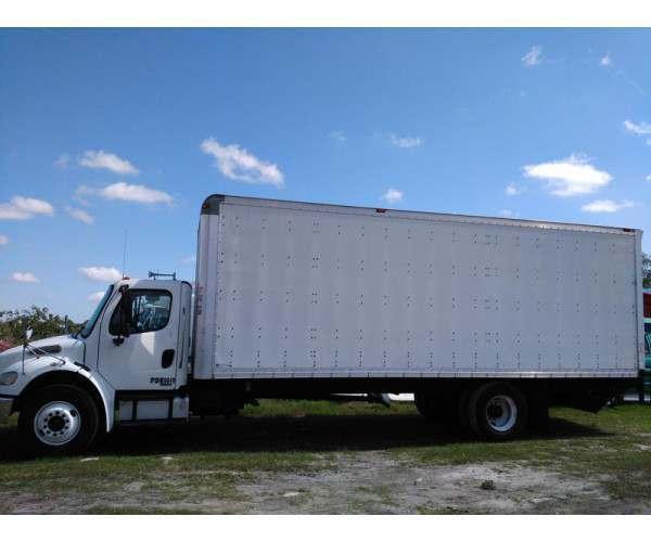 2007 Freightliner M2 Box Truck 7