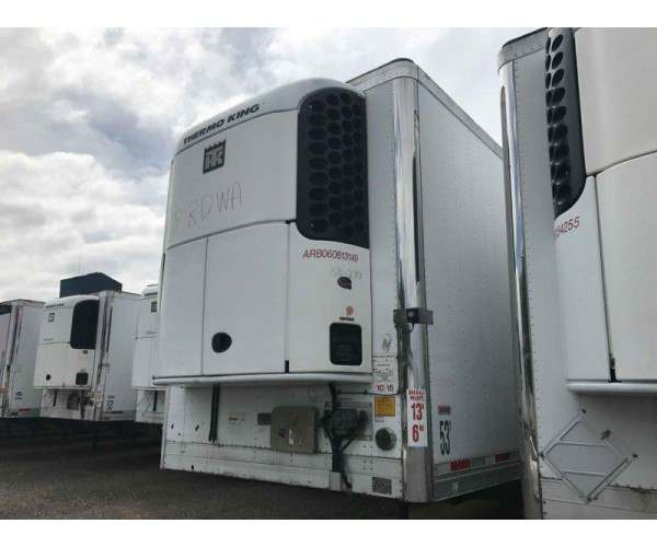 2007 Utility Reefer Trailer in OR