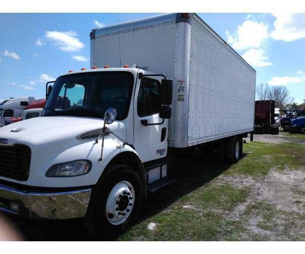 2007 Freightliner M2 Box Truck 6