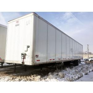 2016 Wabash Dry Van Trailer in IL