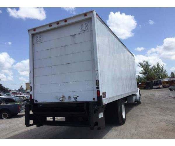 2009 Freightliner M2 Box Truck 1