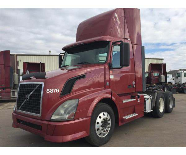2011 Volvo VNL Day Cab with D13, 10 speed manual, wholesale, NCL Trucks